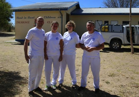 Bericht 2014: Team Dr. A. Pankau – in Grootfontein – Namibia