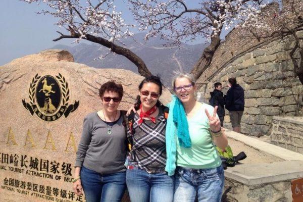 China: Erfolgreicher Auftakt – Ersteinsatz