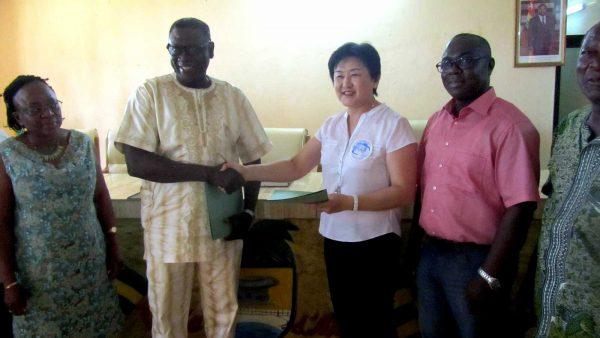Togo: Neues DWLF-Projekt – Einsatzaufruf