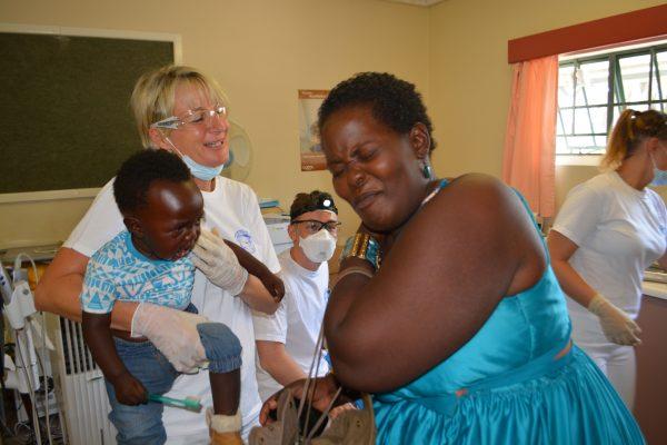 Einsatzaufruf: Namibia