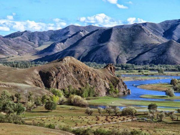 Einsatzaufruf:  Mongolei