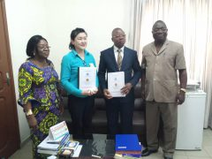 Togo: Memorandum of Understanding steht
