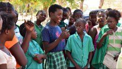 Das Gefühl, in Sambia tut sich was