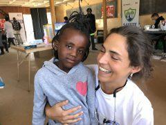 Namibia: Zusammenarbeit mit einem großartigen Team