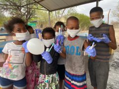Namibia: Einsatz erfolgreich und befriedigend
